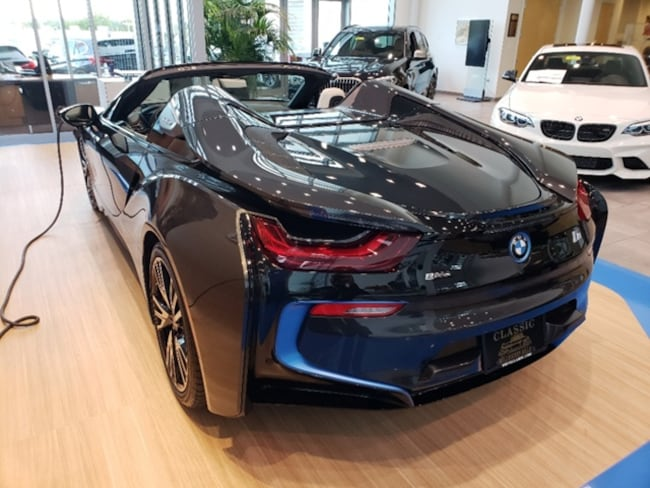 New 2019 Bmw I8 For Sale At Classic Bmw Vin Wby2z6c5xkvg97919
