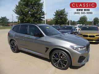 2020 BMW X3 M X3 M Comp SUV