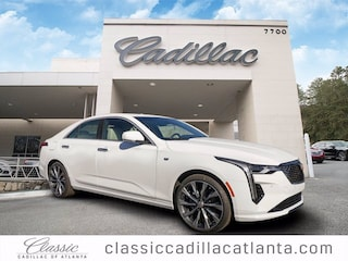 2021 CADILLAC CT4 Premium Luxury RWD Sedan