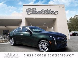 2021 CADILLAC CT4 Luxury Sedan