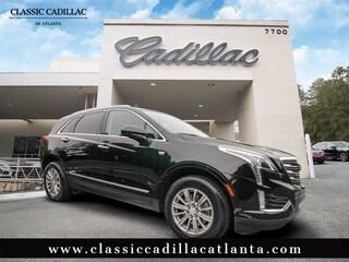2018 CADILLAC XT5 Luxury FWD SUV