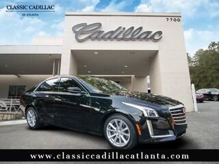 2018 CADILLAC CTS 2.0L Turbo Base Sedan