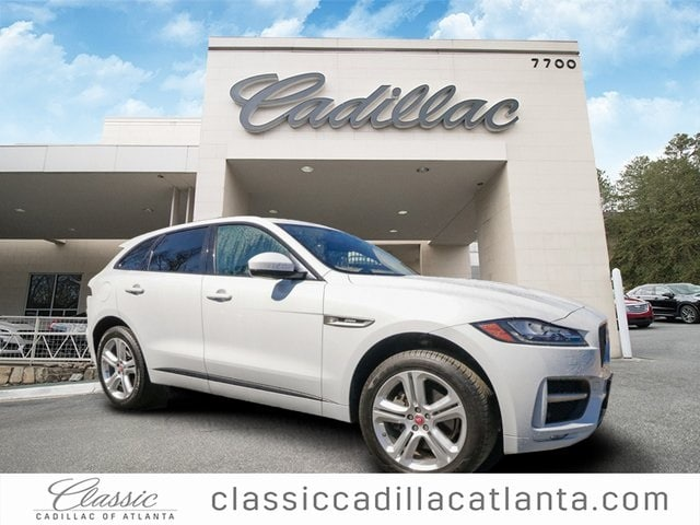 Used Jaguar F Pace Atlanta Ga