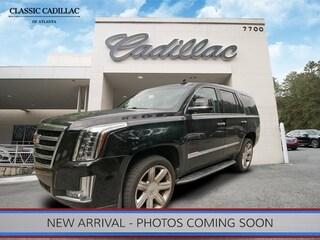 2017 CADILLAC Escalade Luxury SUV