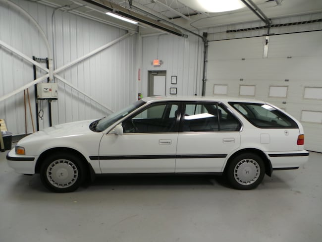 1991 Honda Accord LX Wagon