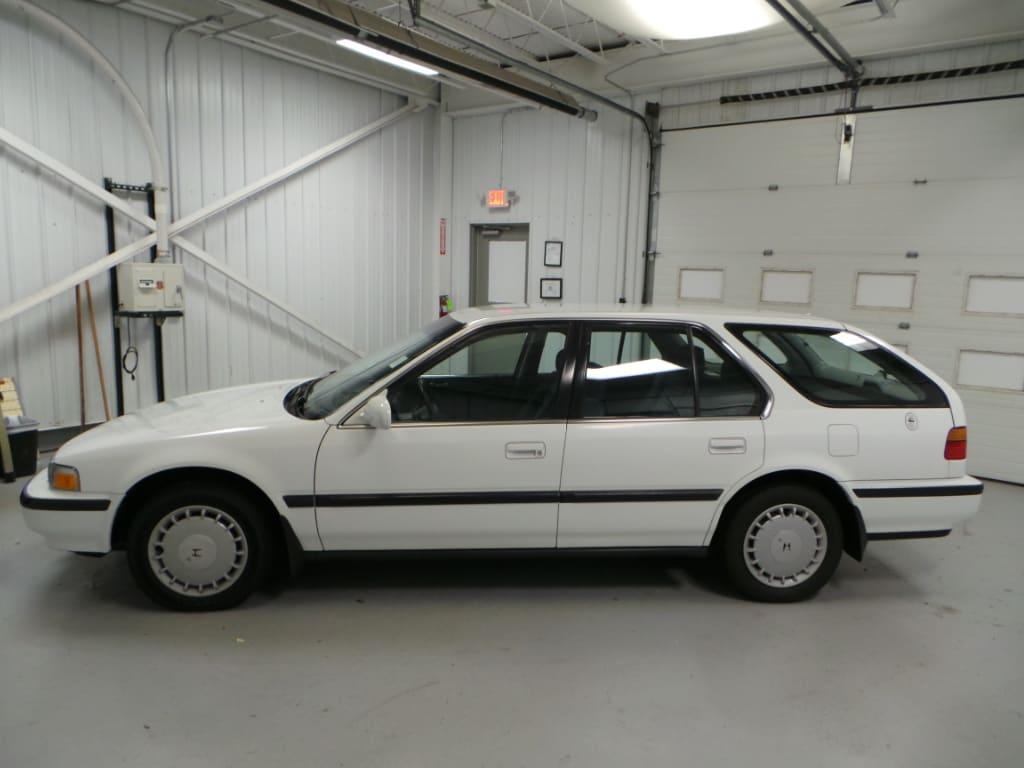 ... 1991 Honda Accord LX Wagon ...