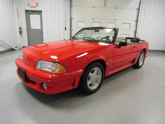 Used 1993 Ford Mustang For Sale At Duncan Imports And