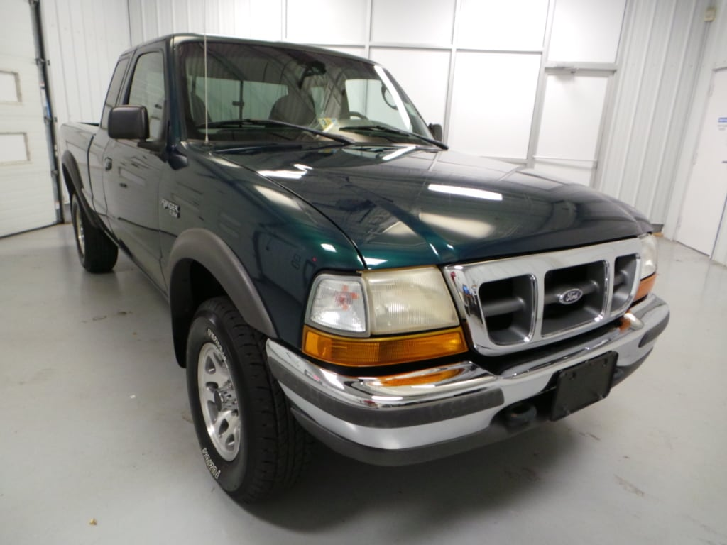 Used 1998 Ford Ranger For Sale Christiansburg Va
