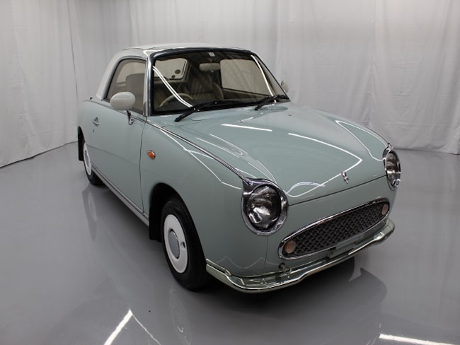 1991 Nissan Figaro Convertible