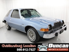 1980 AMC Pacer DL Coupe