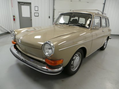 Used 1970 Volkswagen Type 3 For Sale at Duncan Imports and