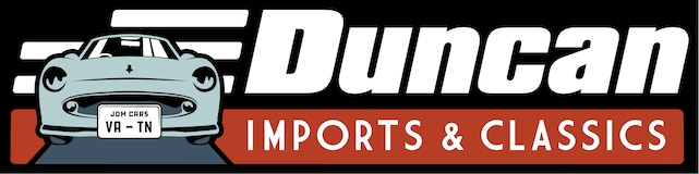 Duncan Imports and Classic Cars
