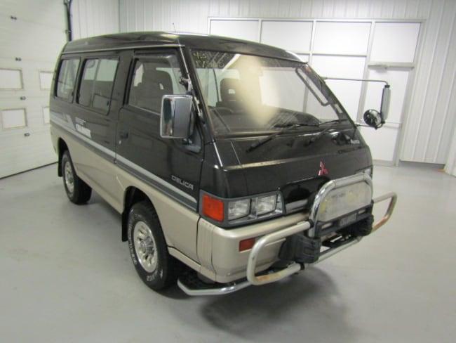 1990 Mitsubishi Delica Star Wagon Chamonix Van Regular