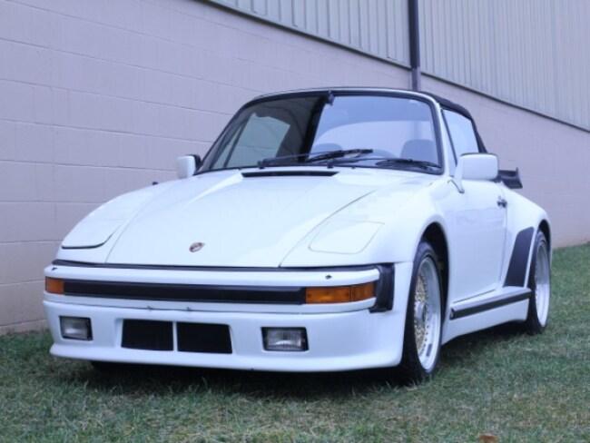 1984 Porsche 911 Slantnose Cabriolet