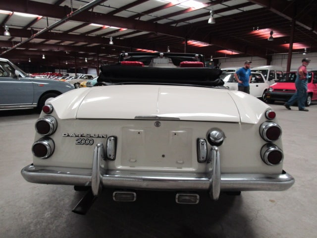 Used 1969 Datsun 2000 For Sale at Duncan Imports and Classic Cars