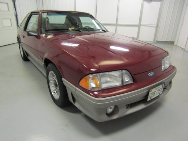 1989 Ford Mustang GT Coupe