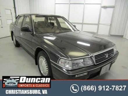 1989 Honda Legend 2.0 Ti Exclusive Sedan