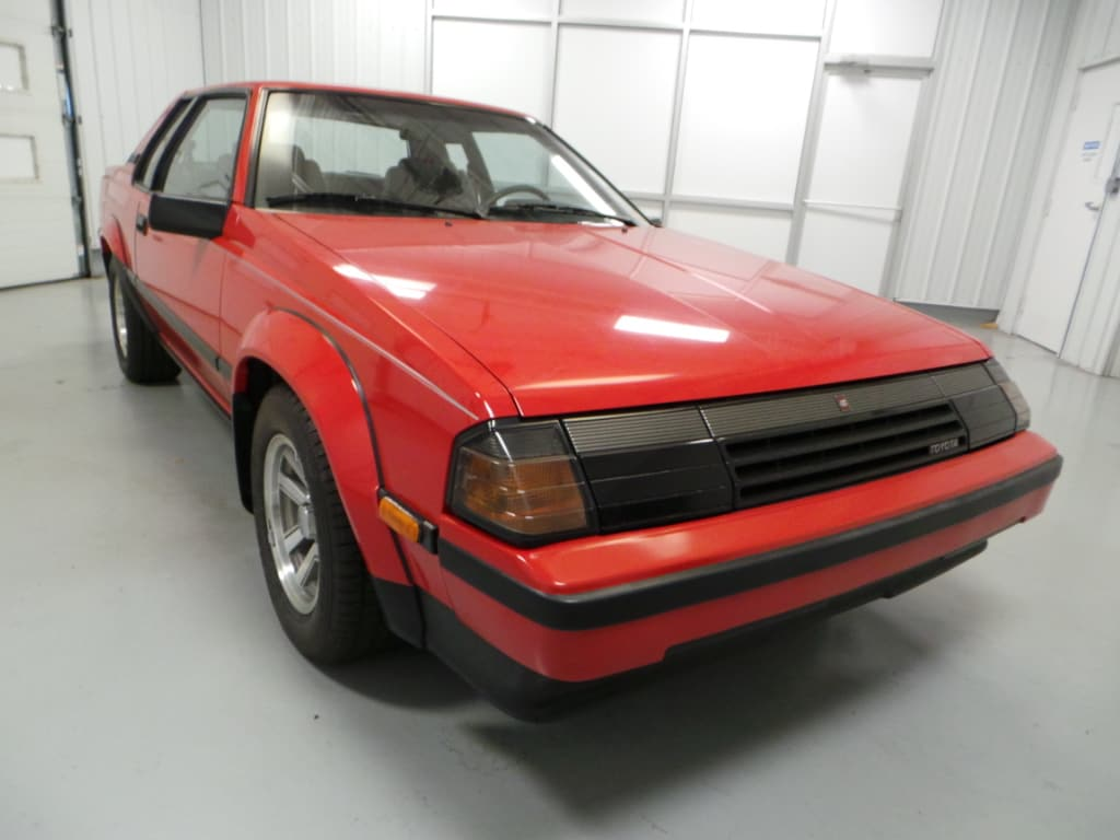 Used 1984 Toyota Celica For Sale Christiansburg Va 1983 Gts 1985 Gt S Coupe