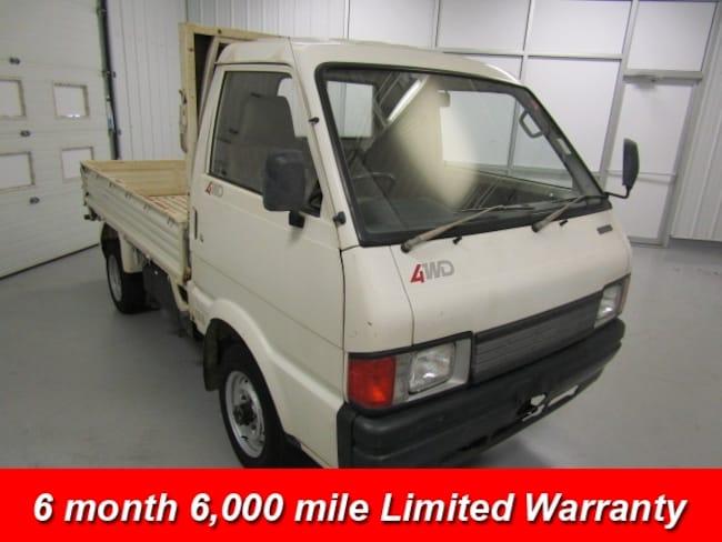 1990 Mazda Bongo 4WD Mini-Truck