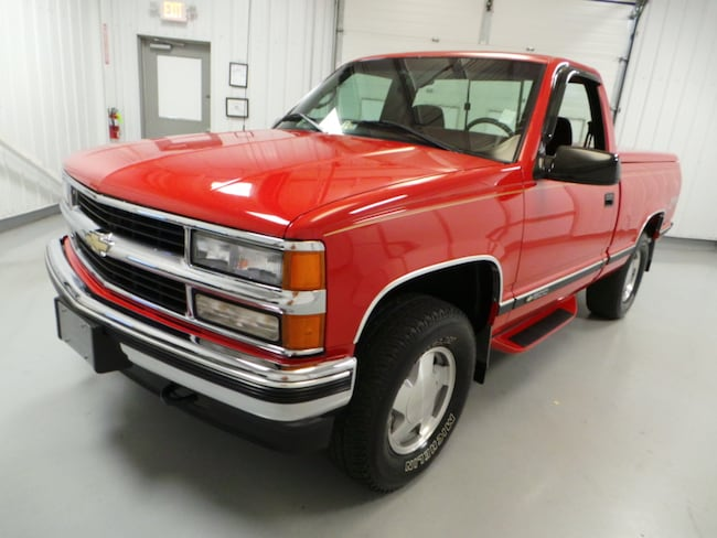 Used 1998 Chevrolet K1500 For Sale At Duncan Imports And