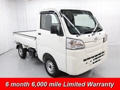 2019 Daihatsu HiJet 4WD w/Dump Mini-Truck