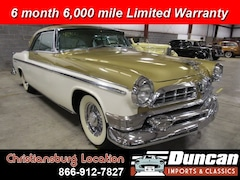 1955 Chrysler New Yorker Deluxe St.Regis Coupe