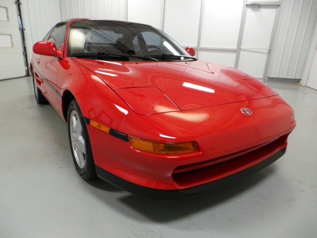 Used 1993 Toyota Mr2 For Sale At Duncan Imports And Classic Cars