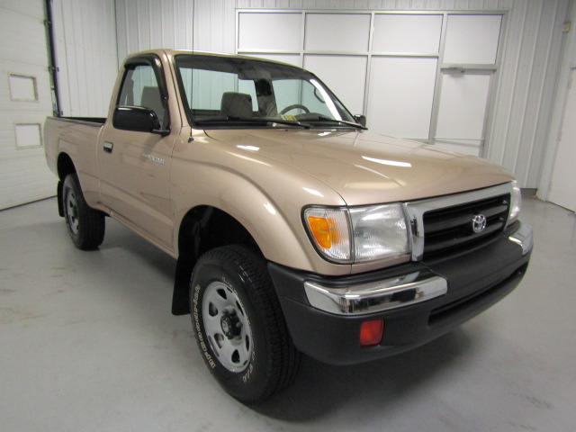 used 1998 toyota tacoma for sale at duncan imports and classic cars