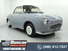 1992 Nissan Figaro Convertible