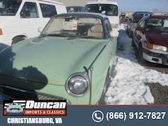 1992 Nissan Figaro Coupe