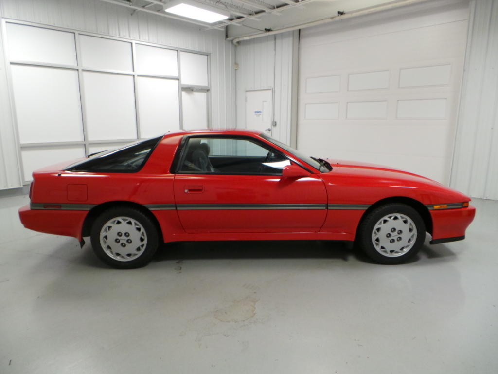 used 1989 toyota supra for sale at duncan imports and