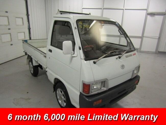 1990 Daihatsu HiJet Climber 4WD Mini-Truck