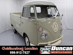 1965 Volkswagen Type 26 Single Cab Truck