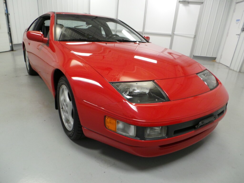 Used 1990 Nissan 300ZX For Sale at Duncan Imports and Classic Cars
