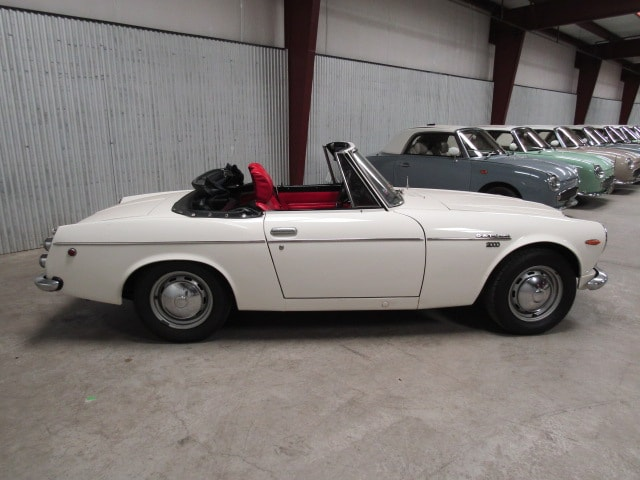 Used 1969 Datsun 2000 For Sale at Duncan Imports and Classic