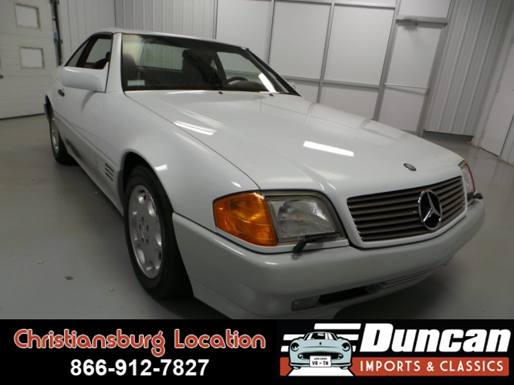 1993 Mercedes-Benz 500 5.0 Coupe
