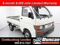 1994 Daihatsu HiJet 4WD Mini-Truck
