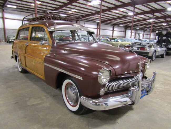 1949 Mercury Eight Station Wagon
