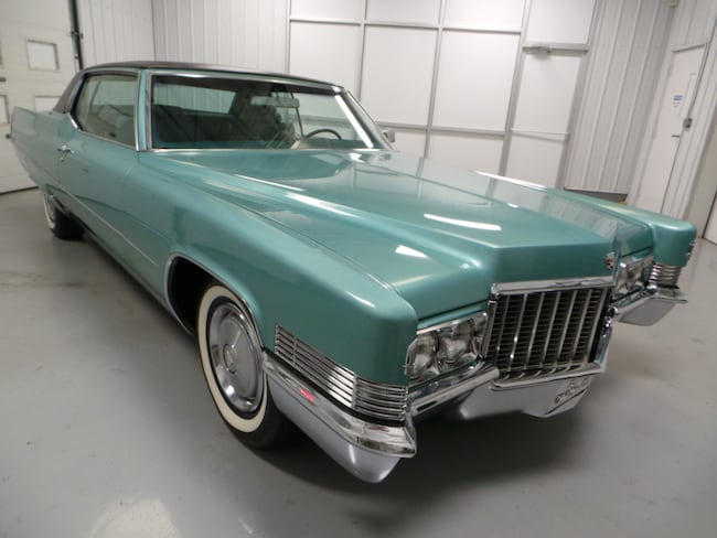 Used 1970 CADILLAC DEVILLE For Sale | Christiansburg VA