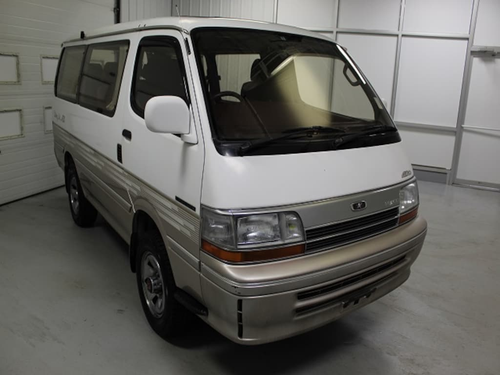 Used 1993 Toyota HiAce For Sale at Duncan Imports and Classic Cars
