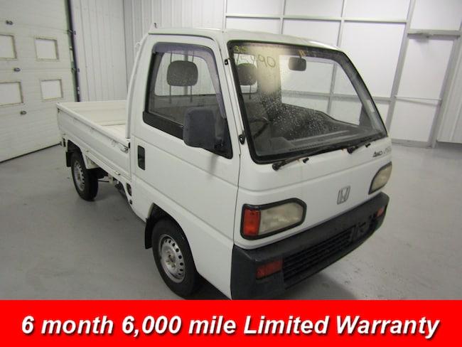1991 Honda ACTY Attack 4WD Mini-Truck