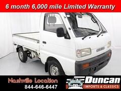 1993 Suzuki Carry 4WD Mini-Truck