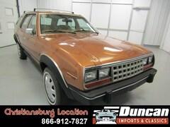1986 AMC Eagle Limited SUV