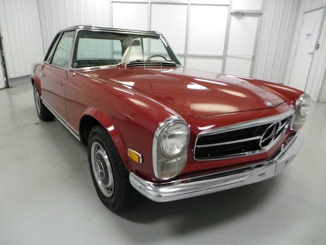 1968 Mercedes-Benz 280 280SL Convertible