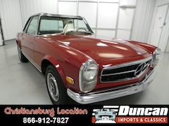 1968 Mercedes-Benz 280 280SL Convertible