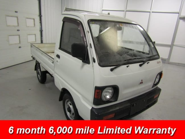 1992 Mitsubishi MiniCab TD 4WD Mini-Truck