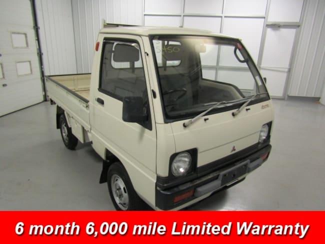 1990 Mitsubishi MiniCab Super DX 4WD Mini-Truck