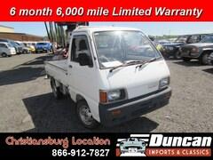 1992 Daihatsu HiJet Mini-Truck
