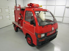 1995 Daihatsu HiJet 4WD Firetruck