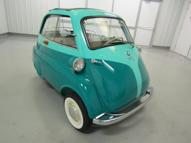 Used 1957 Bmw Isetta For Sale At Duncan Imports And Classic Cars